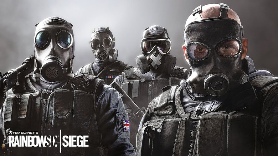 CÓDIGOS DE TOM CLANCY'S RAINBOW SIX SIEGE