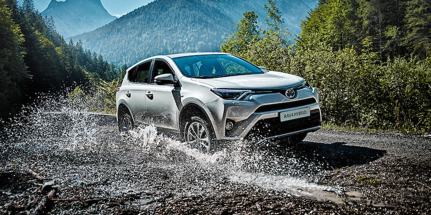 UPDATE - Toyota RAV4 Production Août 2016