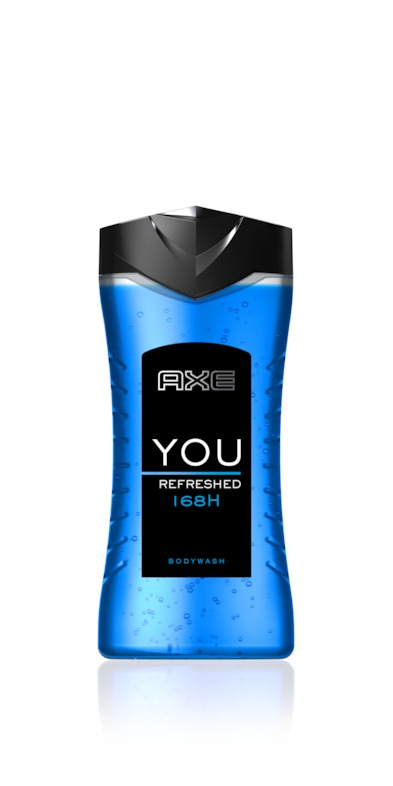 Bodywash AXE YOU REFRESHED