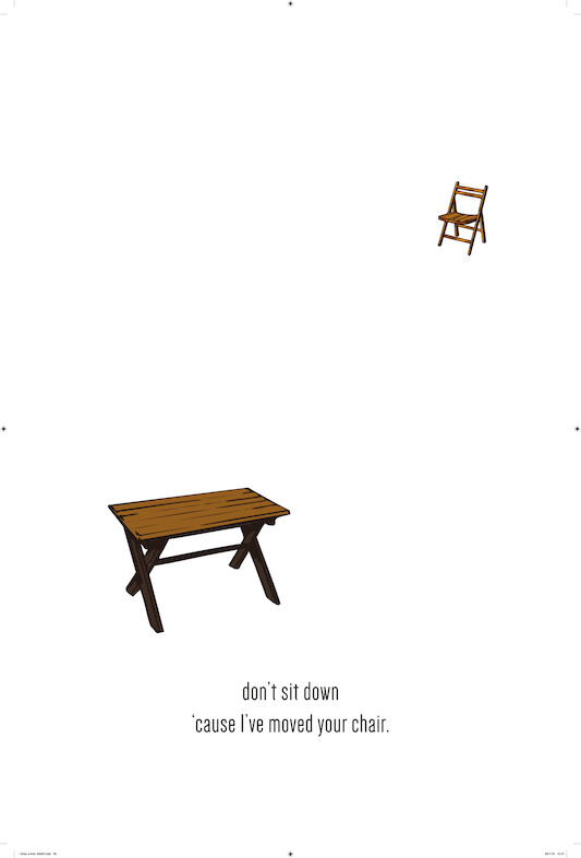 2011 - Arctic Monkeys - Don't Sit Down 'Cause I Moved Your Chair (c) Eva Goethals