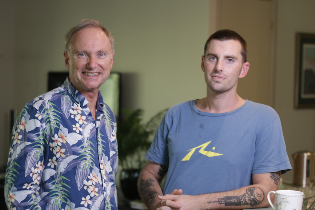 Australian Story<br/>Professor Tony Attwood and his son Wil