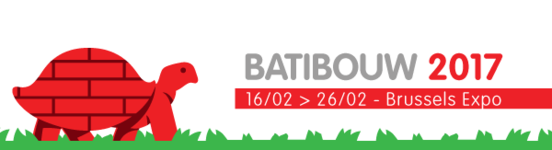 BATIBOUW 2017 press room Logo