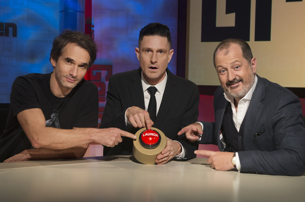Gruen is nominated for Most Outstanding Entertainment Program