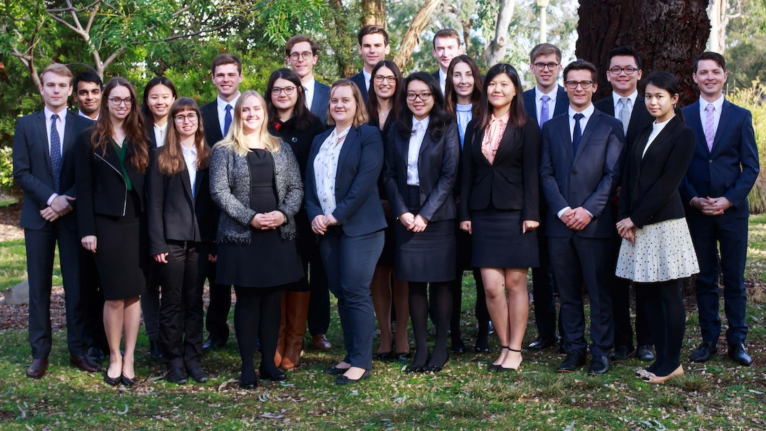Law students defend title in global competition
