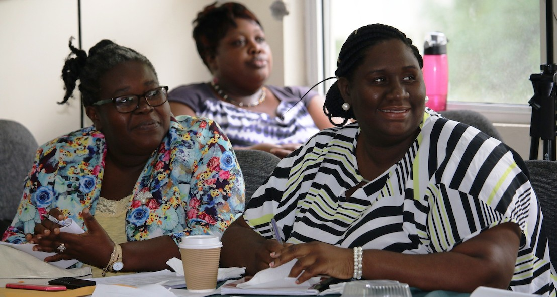 Research Training for Multi-Dimensional Poverty underway in the OECS