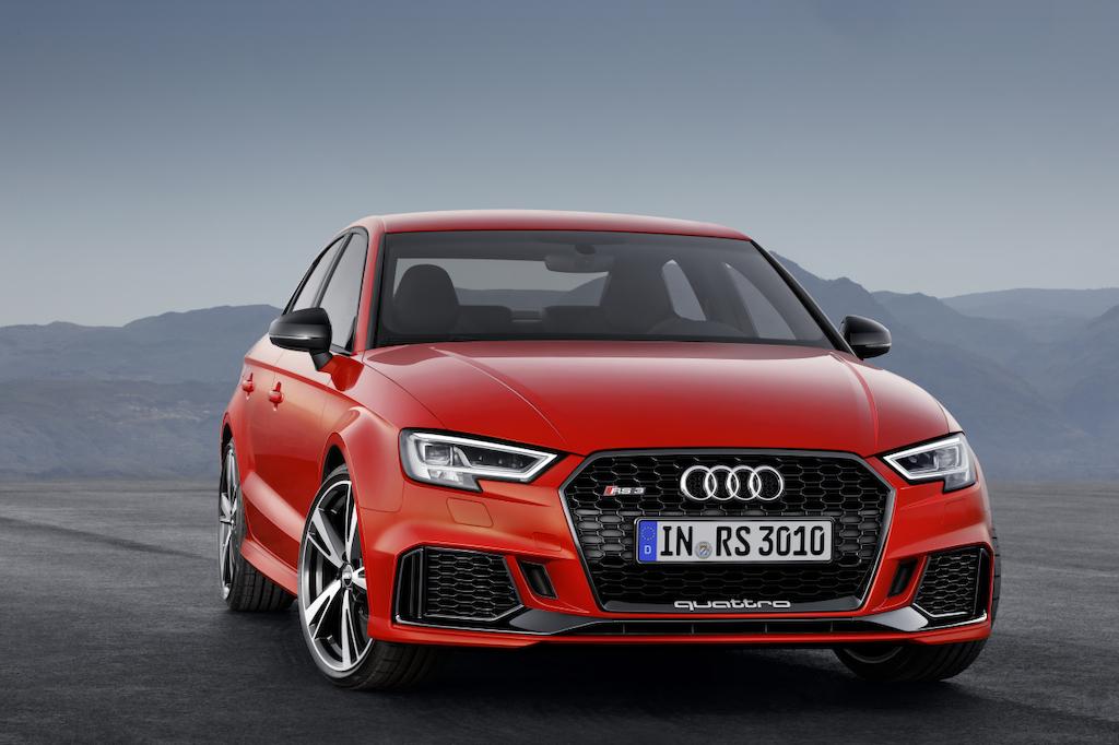 Audi RS3 Berline 2017