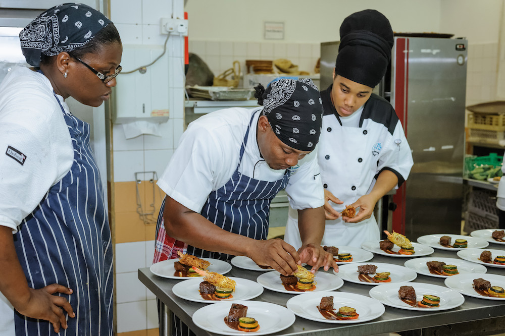 OECS NETHTE Project to strengthen Hospitality Training in the Region