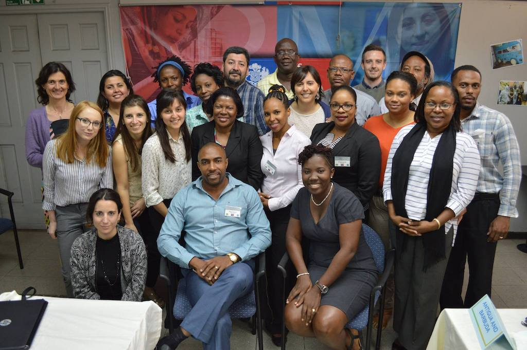 Participants at the study tour to Chile from November 21 to 25 as part of the Multi-Dimensional Approaches to Poverty Eradication Project