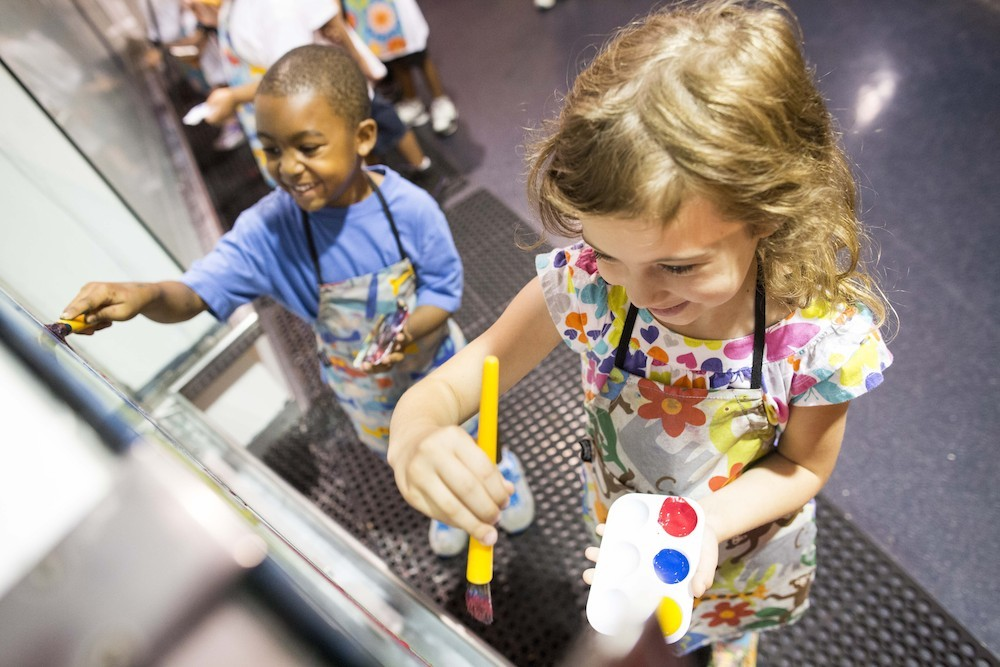 Jump into the New Year with Children's Museum of Atlanta's January programming