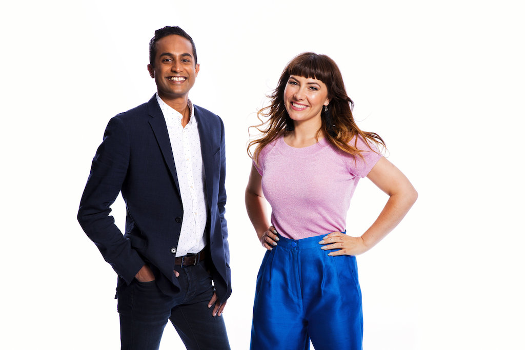 Join hosts Jeremy Fernandez & Ella Hooper this New Year's Eve on ABC