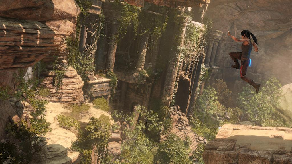 Rise of the Tomb Raider Syria