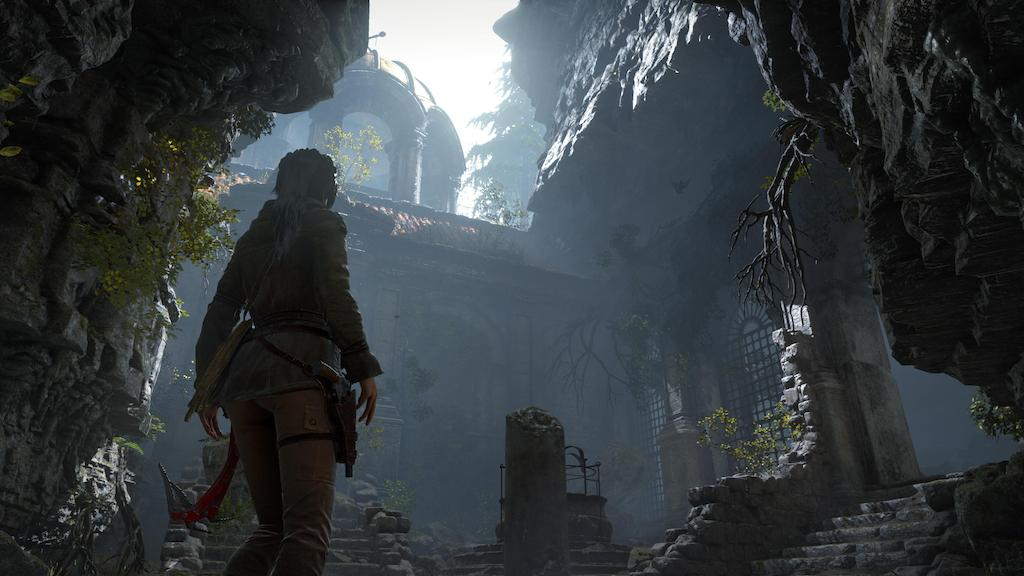Rise of the Tomb Raider Siberia