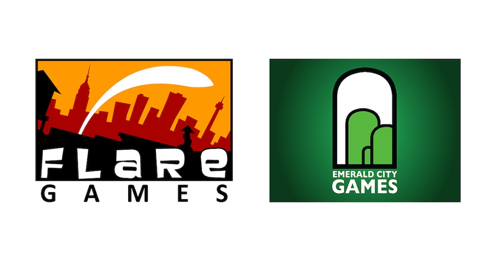 flaregames and Emerald City Games unite!