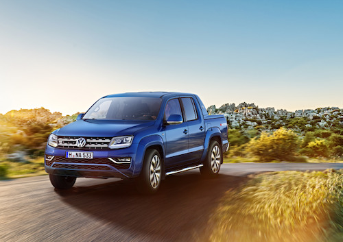 Volkswagen Amarok: on the move in a premium pick-up