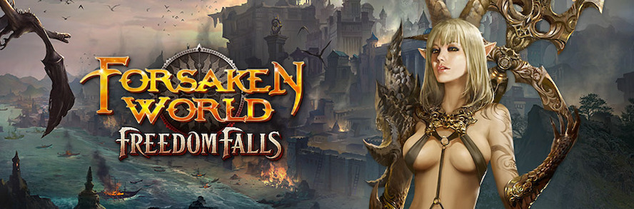 Forsaken World: Freedom Falls startet am 4. Februar.