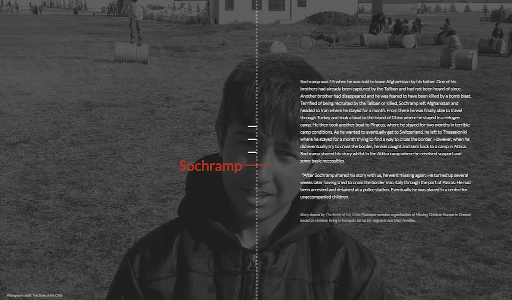 Website / Story Sochramp