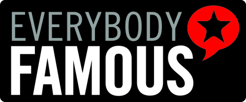 Everybody Famous logo black