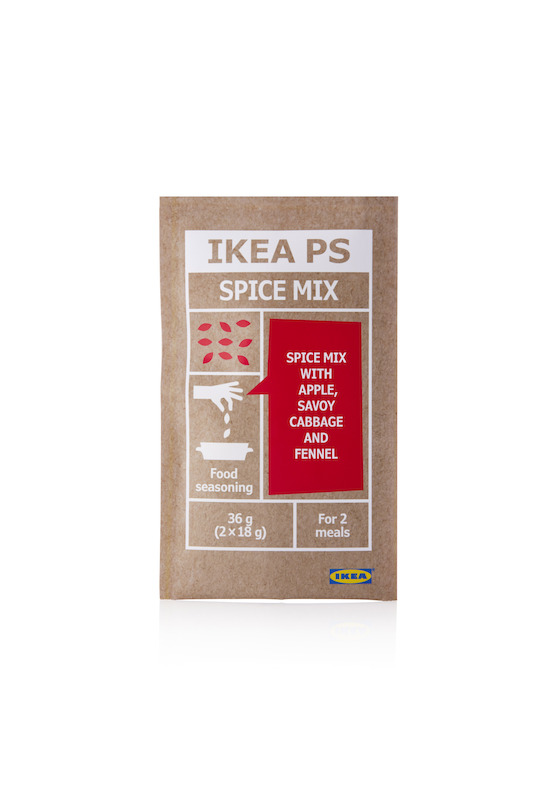 IKEA PS 2017 spice mix €1