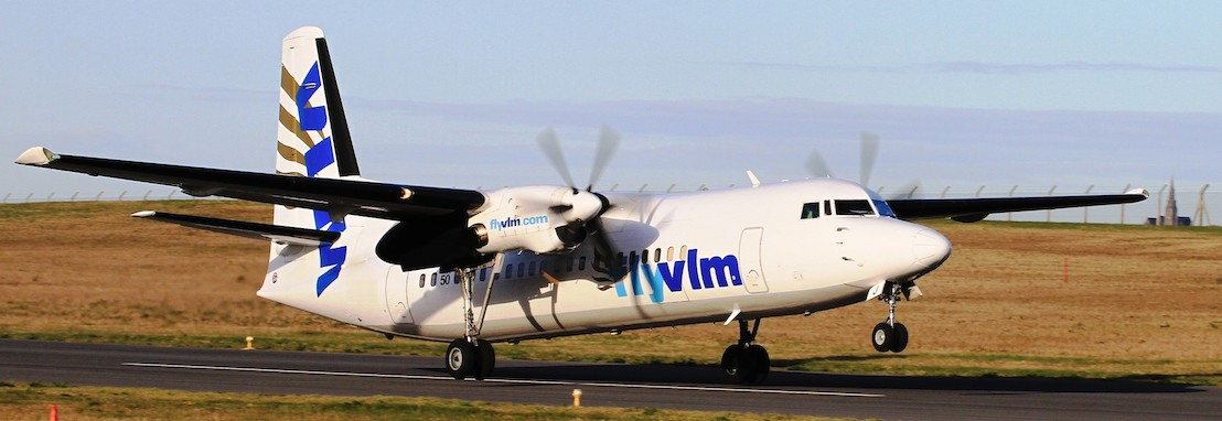 VLM Airlines returns to the legendary route between Antwerp and London City Airport on 30th October