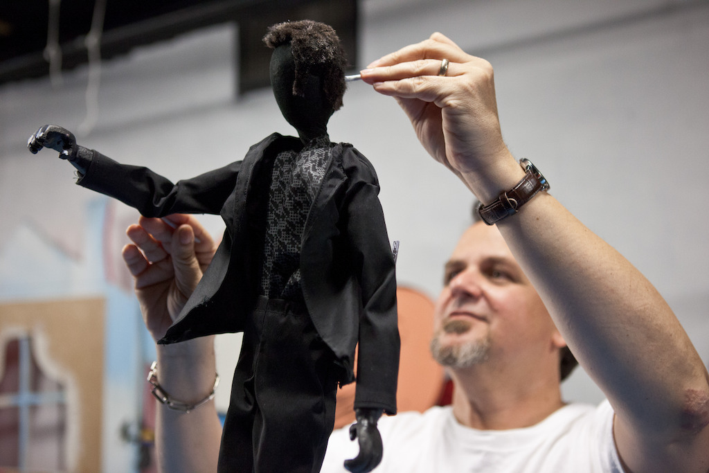 Xperimental Puppetry Theater (Photo by Center for Puppetry Arts)