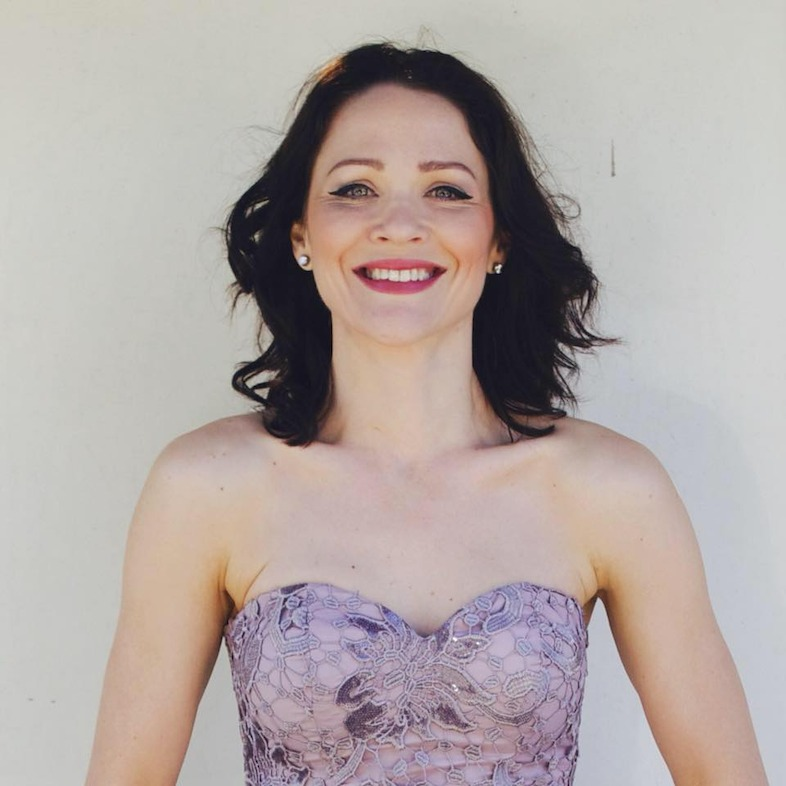 Greta Bradman, soprano and ABC Classic FM Sunday Mornings presenter.