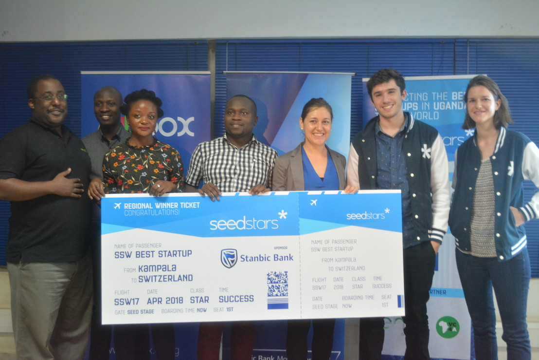 NUMIDA NAMED UGANDA'S BEST STARTUP AT SEEDSTARS KAMPALA