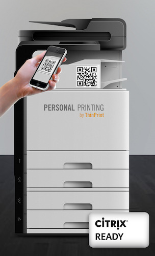 ThinPrint Personal Printing Verified as Citrix Ready