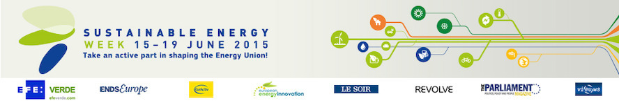 EU Sustainable Energy Week 2015 round up
