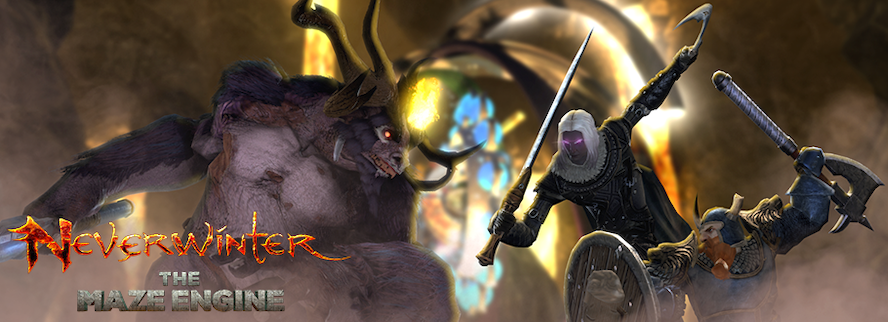 Demon Princes Invade in Neverwinter: The Maze Engine on Xbox One