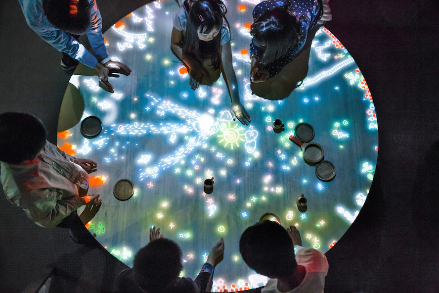 TeamLab's interactive digital art experience to make east coast debut at Mall of Georgia May 14 – July 31
