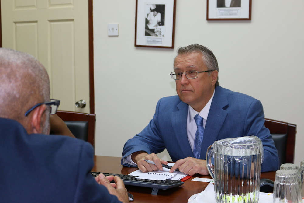 OECS Commission and the Russian Federation Explore Areas for Cooperation