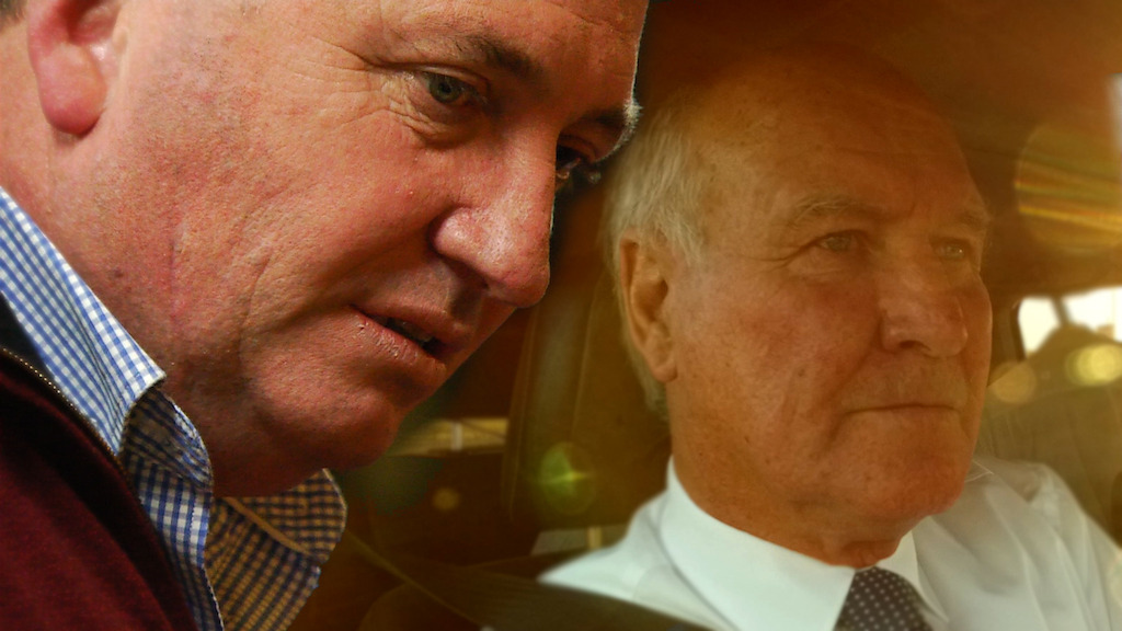 Barnaby Joyce vs. Tony Windsor in the contest that could bring down the Deputy Prime Minister