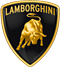 Lamborghini Brussels press room Logo