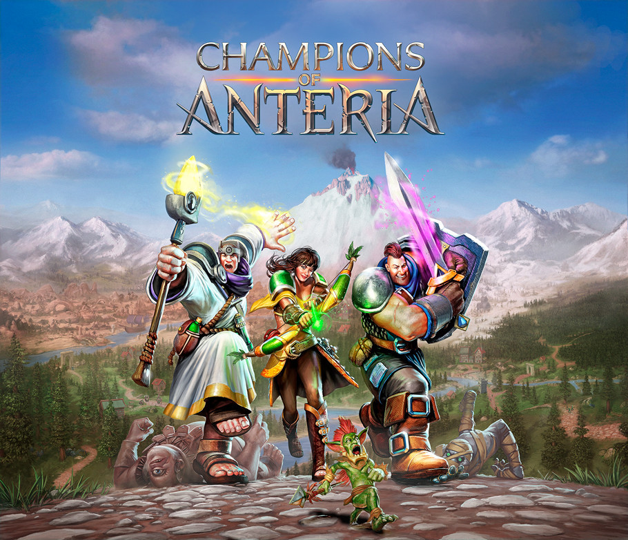 EL DEMO DE CHAMPIONS OF ANTERIA™ YA ESTÁ DISPONIBLE PARA WINDOWS PC