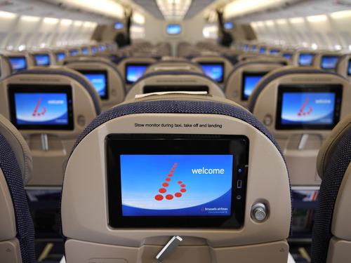 Nouvelle cabine long courrier un succ 232 s aupr 232 s des passagers