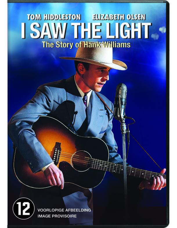 WINACTIE! DVD - I Saw the Light - Het verhaal van Hank Williams
