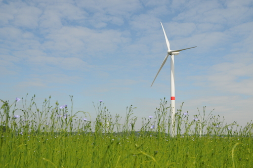 Preview: Een project van 2 nieuwe windturbines in Spy