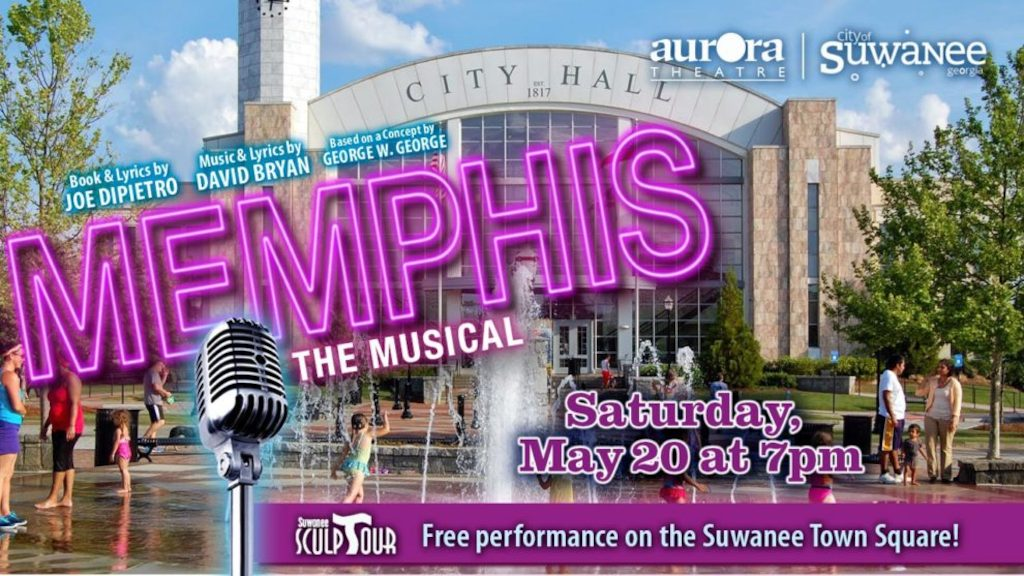 Memphis: The Musical (photo credit Aurora Theatre)