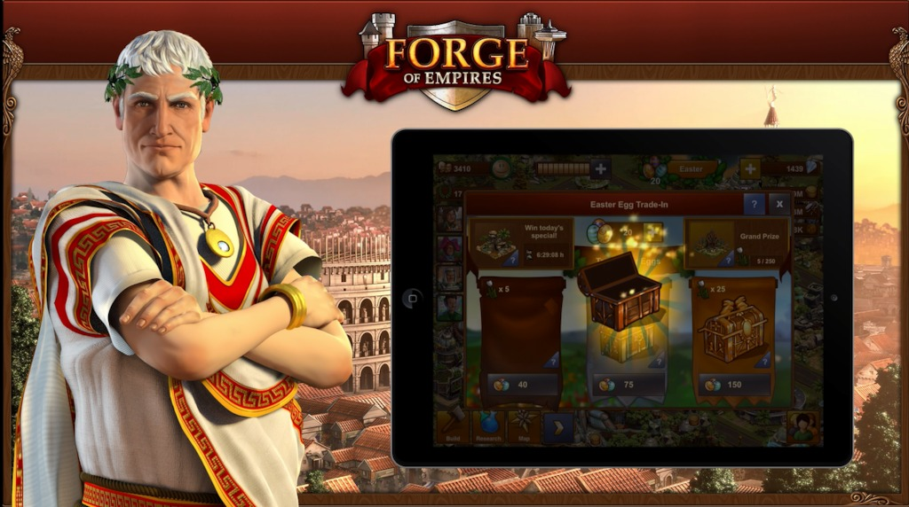 Forge of Empires Osterevent