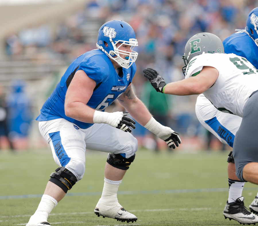 11. Dillon Guy, Buffalo (photo credit: Paul Hokanson/UBBulls.com)