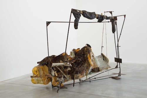 Peter Buggenhout, Gorgo #26, 2012<br/>M – Museum Leuven, 2015<br/>Photo: Dirk Pauwels