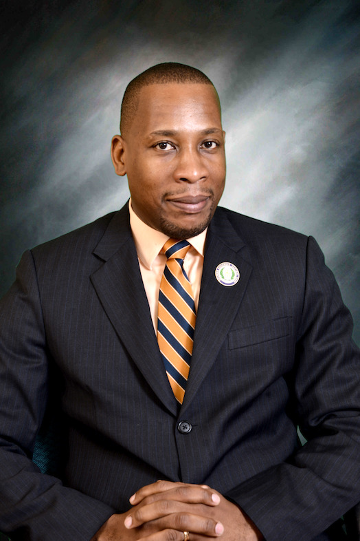 Eastern Caribbean Central Bank Governor Timothy Antoine
