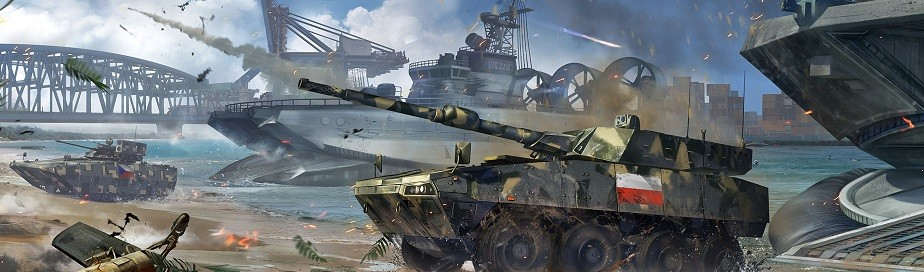 ARMORED WARFARE EXPANSION ADDS ANTICIPATED PROGRESSION VEHICLES TODAY