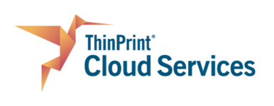 ThinPrint Cloud Services press room Logo