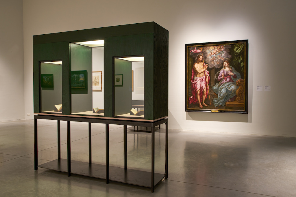 Exhibition view Hendrick De Clerck at M - Musem Leuven (c) Dirk Pauwels