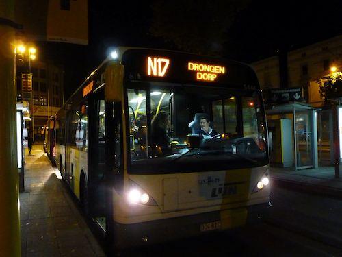 Nachtbus Gent