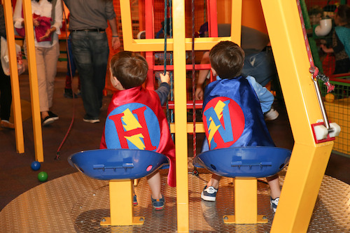 Up, Up and Away! Superhero Science Night soars into Children's Museum of Atlanta!