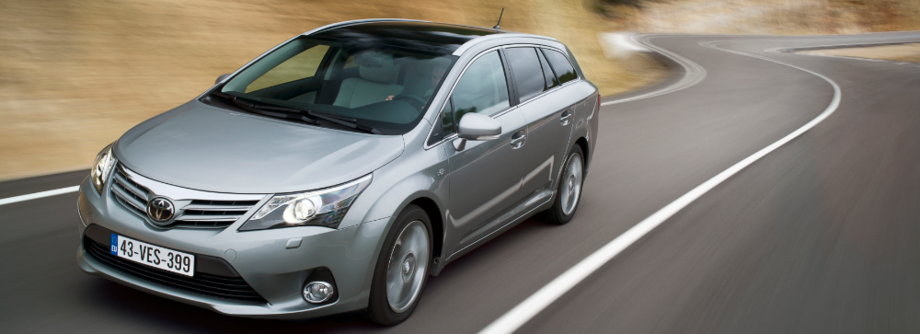Nouvelle Avensis Skyview