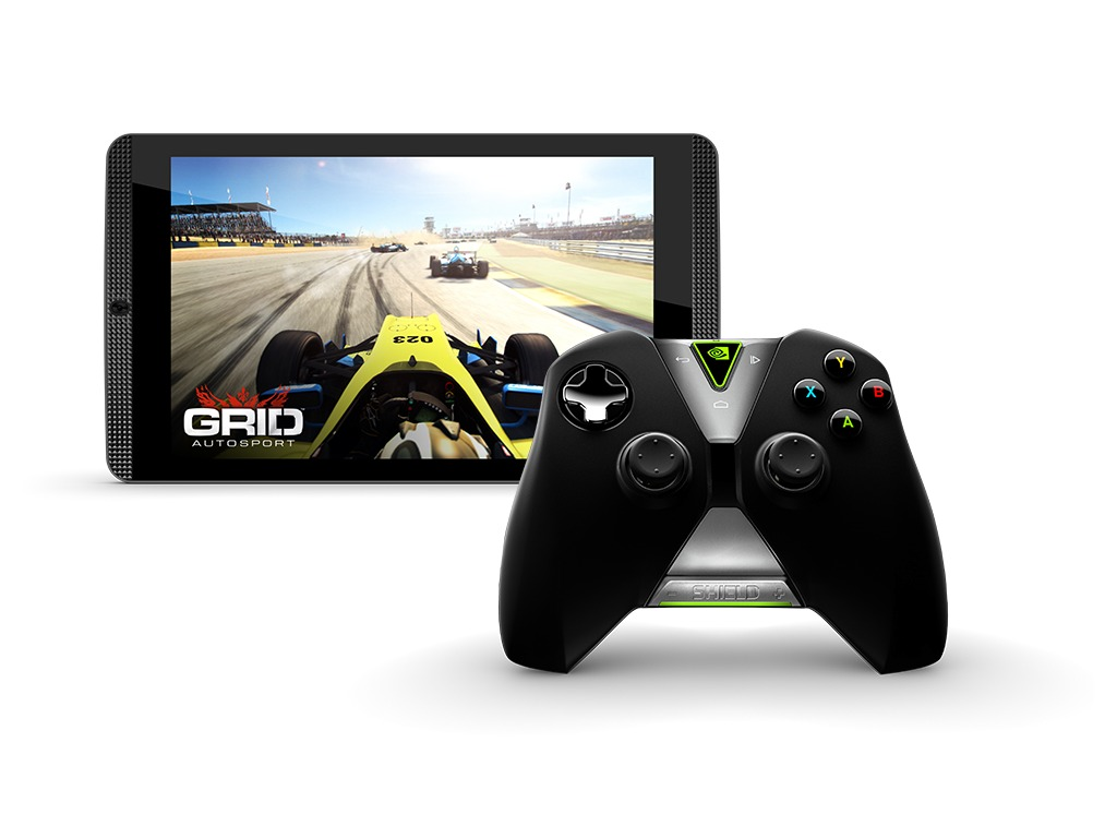 NVIDIA SHIELD Tablet Built for Gamers