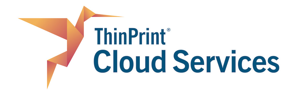 Logo ThinPrint Cloud Services